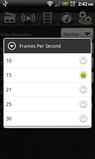 screencast-video-recorder for android screenshot