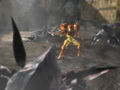 First Glimpse: Metroid Prime