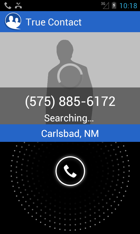 True Contact Pro Screenshot 1