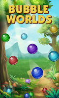 Screenshot of Bubble Worlds