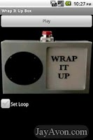 Screenshot of Wrap It Up Box