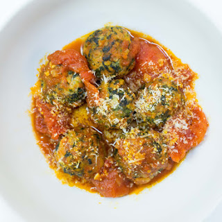 Turkey-Spinach Meatballs