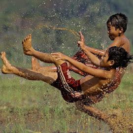 by DODY KUSUMA  - Babies & Children Children Candids (  )