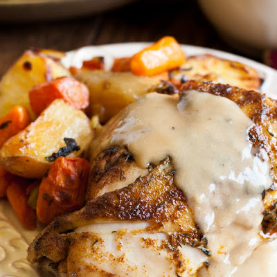 Country Baked Chicken