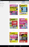 Screenshot of Capital le magazine
