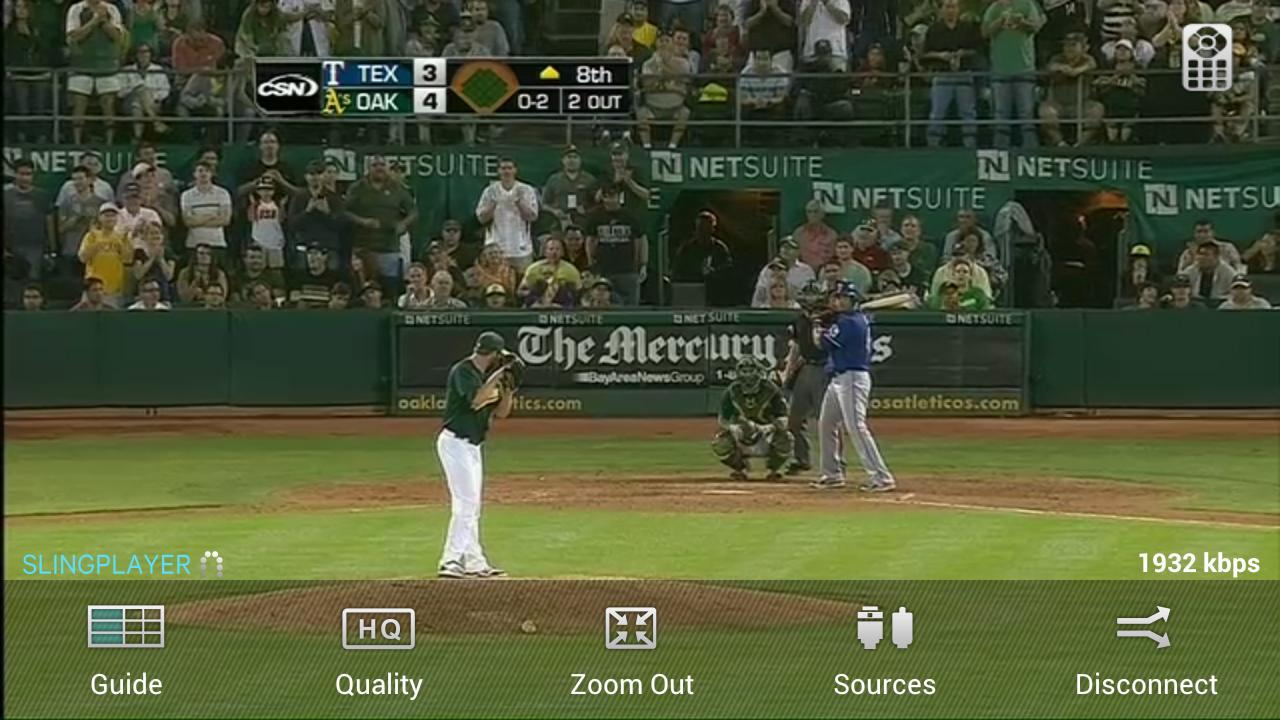 Slingplayer for Phones Screenshot 0