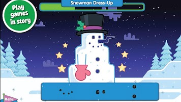 Screenshot of Wubbzy Night Before Christmas