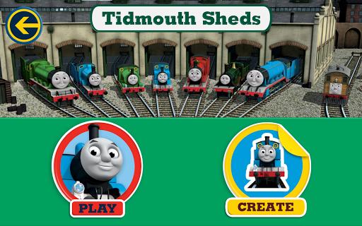 Thomas & Friends: Mix-Up Match - screenshot