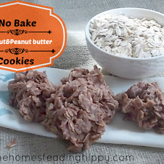 Chocolate Peanut Butter and Coconut No Bake Cookies