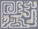 Thumbnail of the map 'Angled maze'