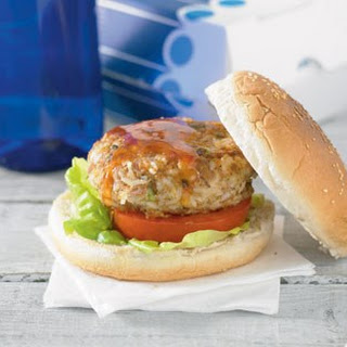 Tuna Patty Burgers