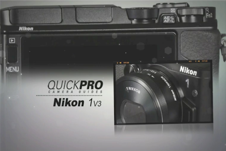 Nikon 1 v3 from QuickPro - screenshot