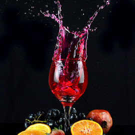 Splash #3 by Rakesh Syal - Food & Drink Fruits & Vegetables (  )