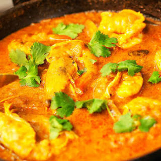 Tamarind Prawn Curry Recipes