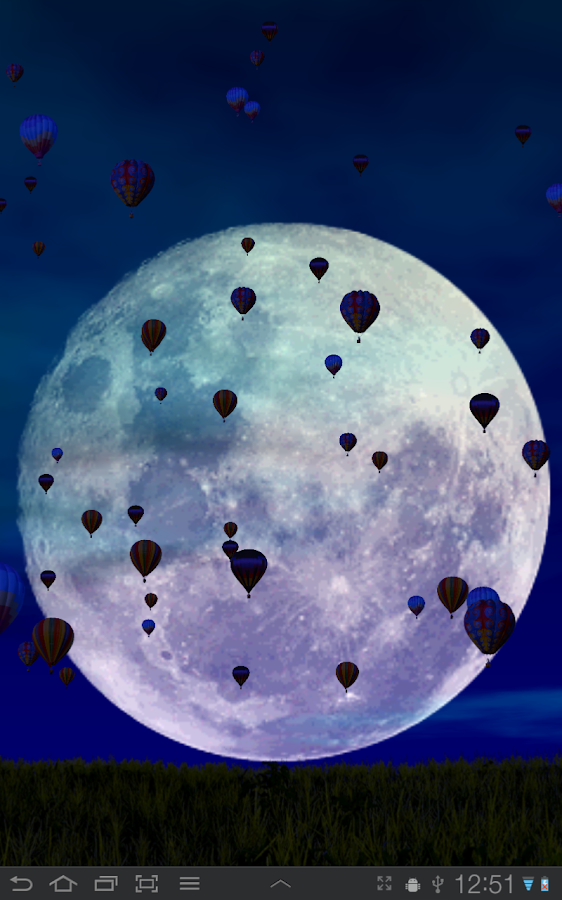 Hot Air Balloons Wallpaper Screenshot 9
