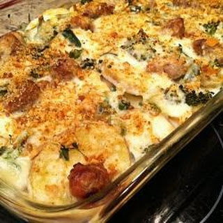 Sausage Broccoli And Potato Recipes