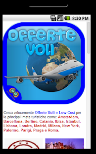 App offerte voli apk for windows phone android games and for Offerte voli amsterdam