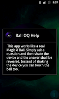 Screenshot of Ball Of Questions Pro
