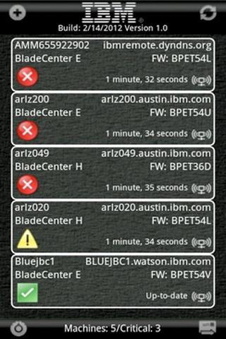 玩商業App|IBM Mobile Systems Remote免費|APP試玩