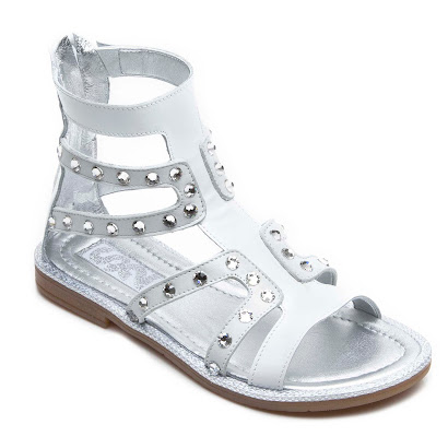 Step2wo Optical - Gladiator Sandal SHOE