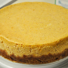 Aimbrulee's Ultimate Pumpkin Cheesecake