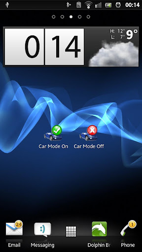 Car Mode Off