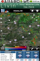 Screenshot of 11Alive WX