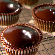 Chocolate Cheesecake Cupcakes with Ganache Frosting
