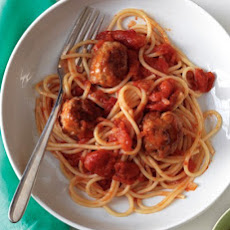30-Minute Spaghetti and Meatballs