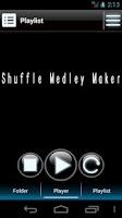 Screenshot of Shuffle Medley Maker