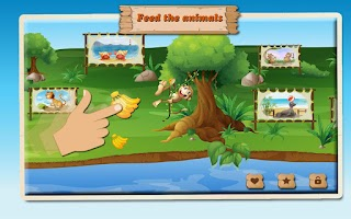 Screenshot of Animal Puzzle Kids & Toddlers