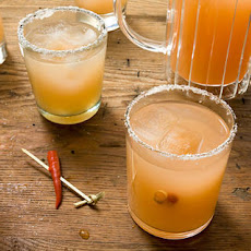 Red Chile–Guava Margarita Recipe