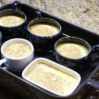 Baked Egg Custard Dessert Recipes