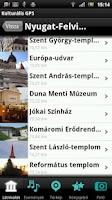 Screenshot of Kulturalis GPS
