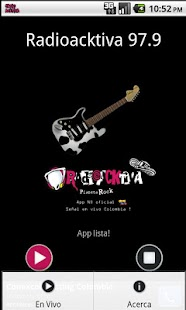 Radioacktiva el planeta ROCK - screenshot