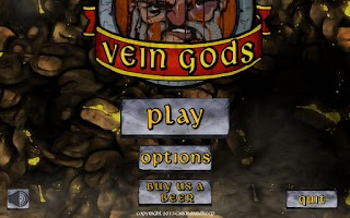 Screenshot of Vein Gods