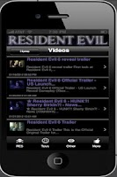 Screenshot of Resident Evil 6 News+