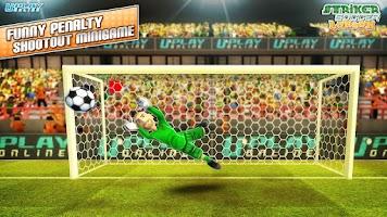 Screenshot of Striker Soccer London