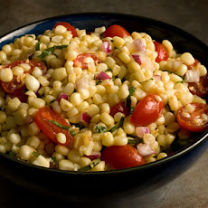 Fresh Corn and Tomato Salad Recipe
