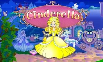Screenshot of Cinderella Classic Tale Lite