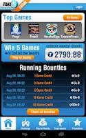 Screenshot of Take5 GameCenter