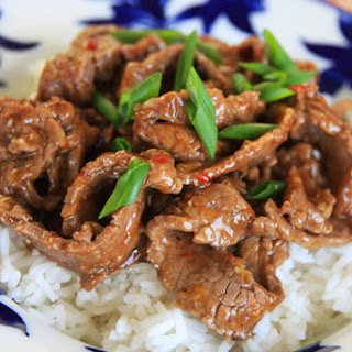 Chinese Orange Flavor Beef Recipes