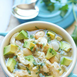5-Ingredient White Chicken Chili
