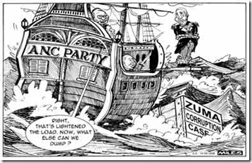 ANC takes a dump DispatchcartoonSept19