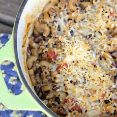 One-Dish Chili Mac
