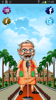 Screenshot of NaMo's Pocket Book