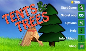 Screenshot of Tents & Trees