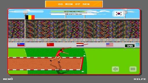 Epyx Summer Games Reloaded (E) - screenshot