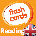 Reading flashcards, SENTENCES icon