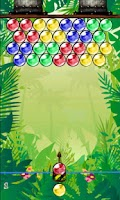 Screenshot of Bubble Shooter Jungle